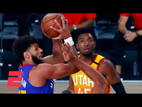 The Jazz have to find a way to get the ball out of Jamal Murray's hands! – Jay Williams    KJZ