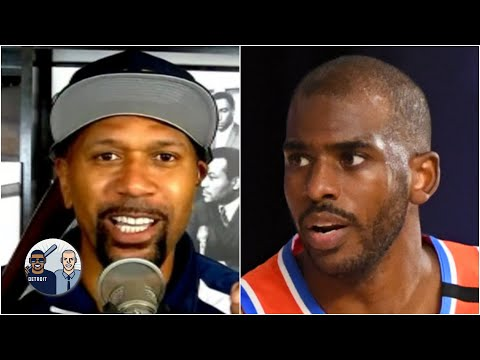 Jalen Rose reacts to Chris Paul's clutch performance vs. the Rockets in Game 6 | Jalen & Jacoby