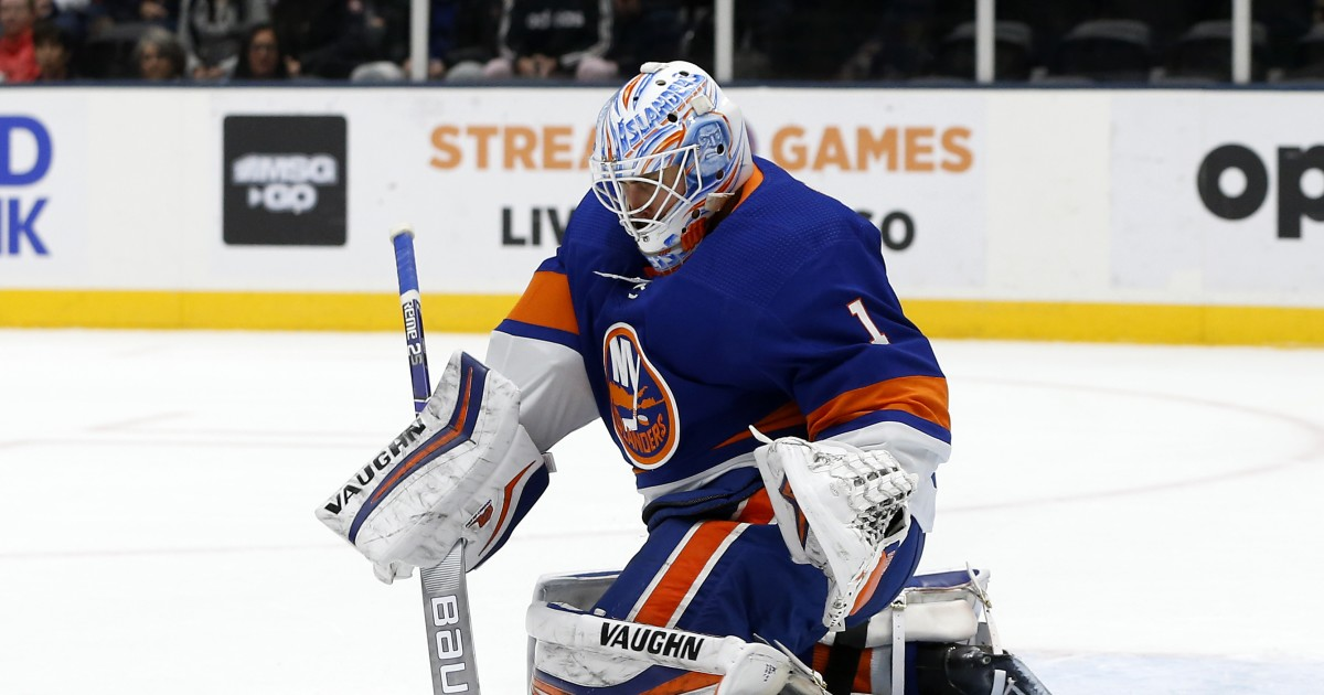 NHL playoffs: Islanders shut out Flyers in Game 7, advance to East finals