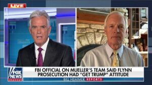 Steele dossier source revelations show 'we never should have had a special counsel': Sen. Ron Johnson