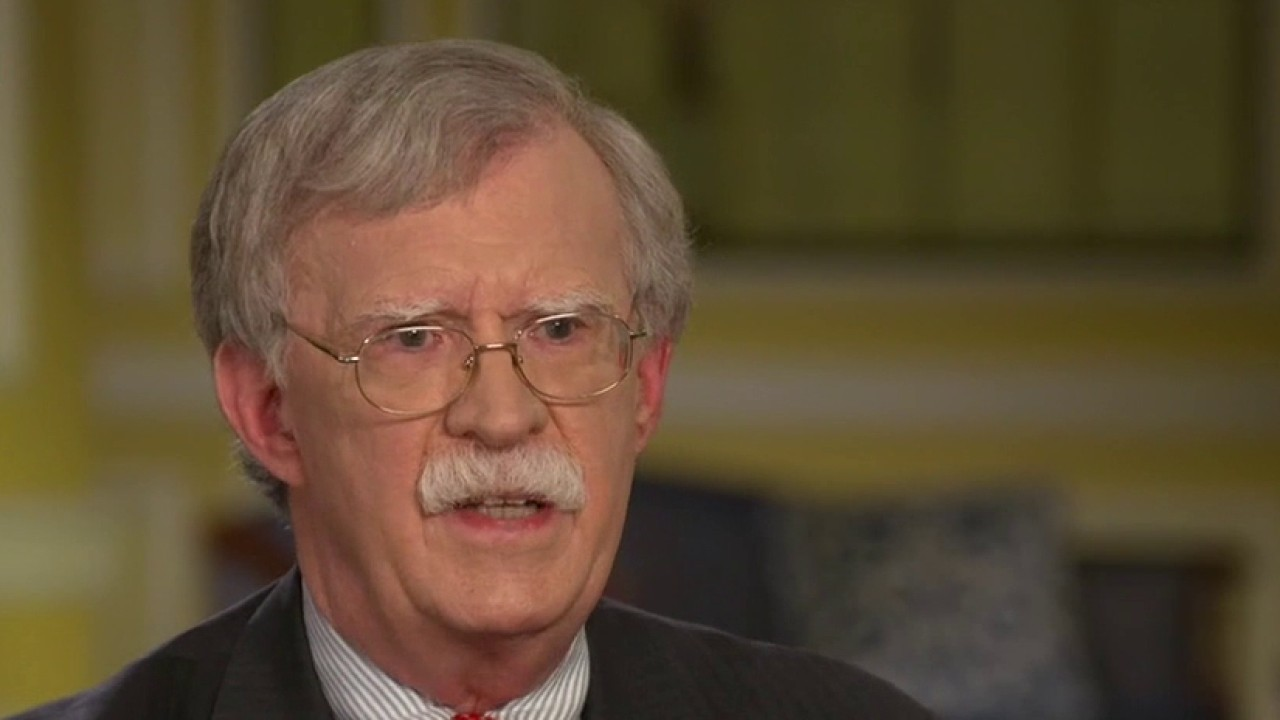 Ex-NSA official who reviewed Bolton book expresses concern about 'politicization' of pre-publication process