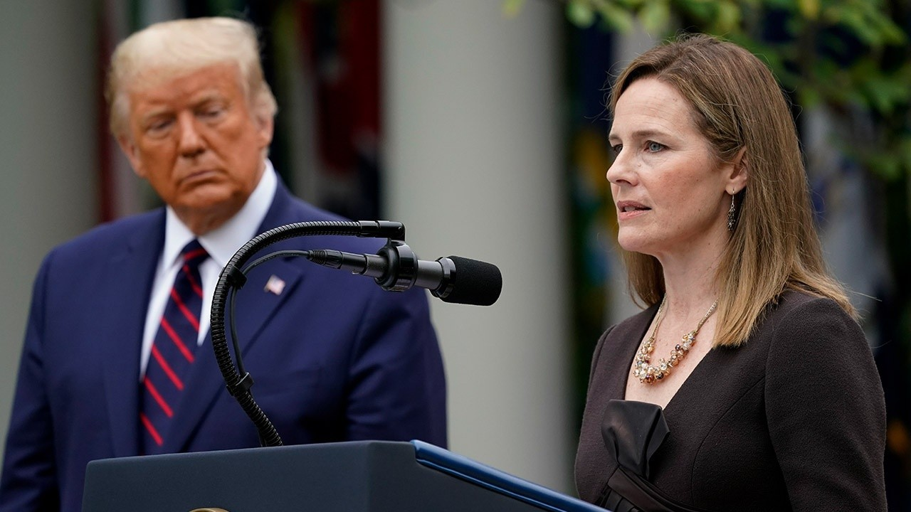 Trump campaign questions why Biden is 'silent' on anti-Catholic bigotry aimed at Amy Coney Barrett