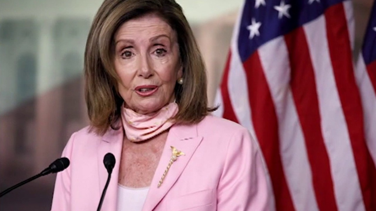 Pelosi to Biden ahead of presidential debate: 'Be yourself. Save the planet'