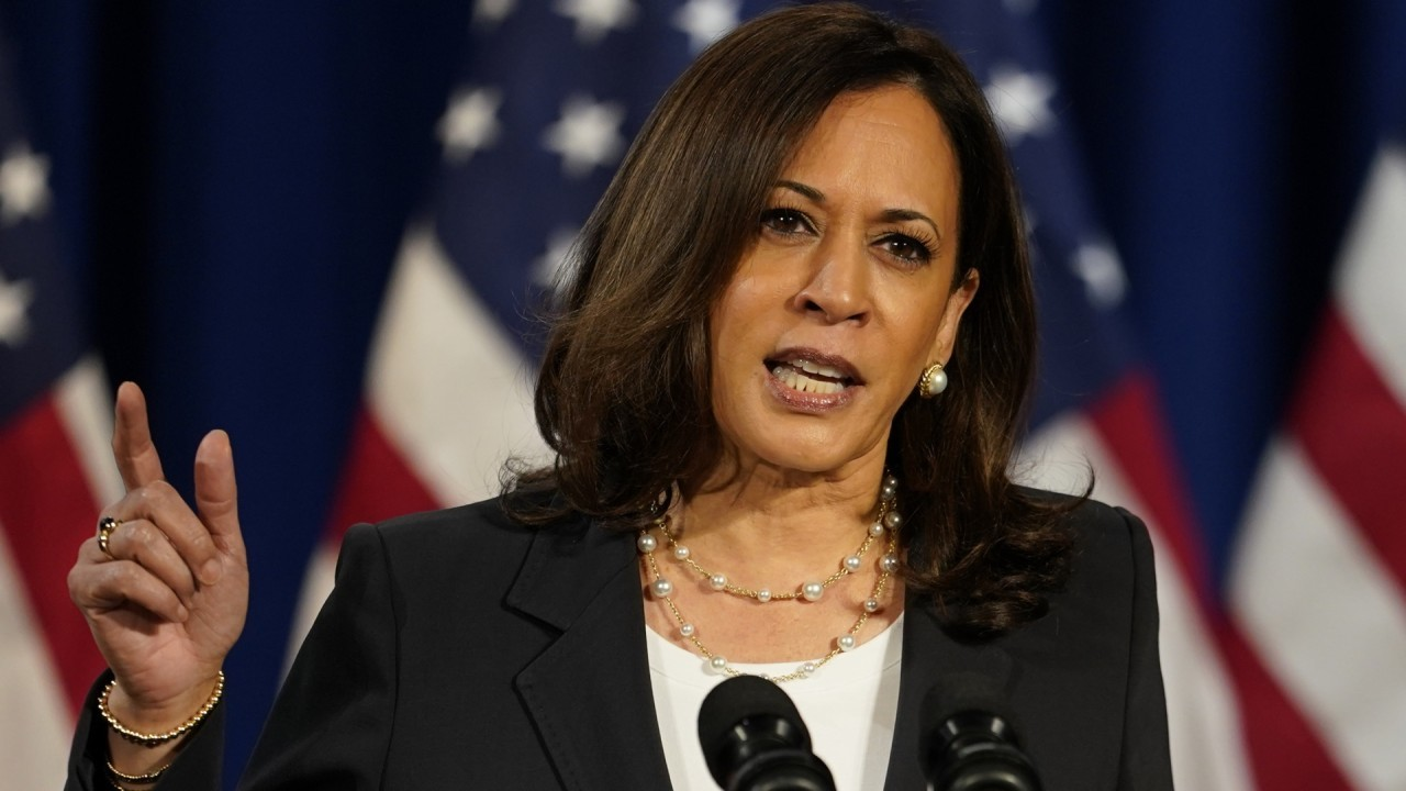 Harris says Trump, Barr are in 'different reality' when denying systemic racism amid nationwide protests