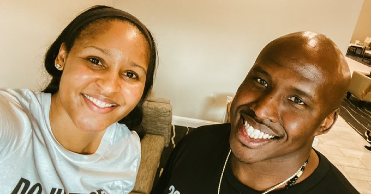 Former WNBA star Maya Moore marries Jonathan Irons, the man she helped free from prison