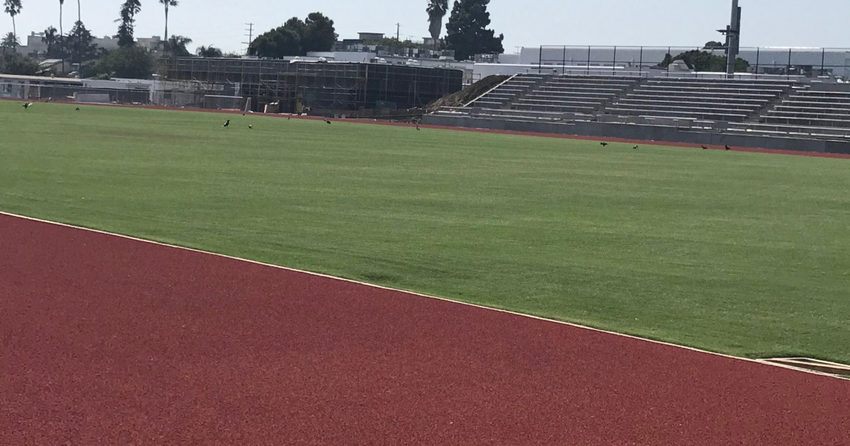 Venice's new football stadium is nearing completion