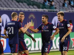 Six months late, Fire beat Atlanta United at Soldier Field