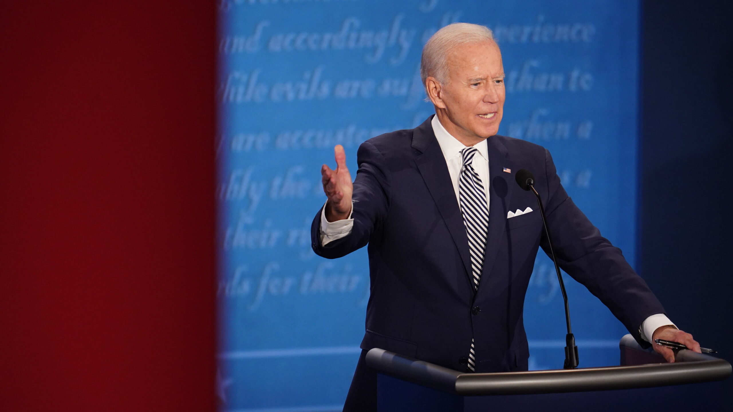 Watch 4 Key Moments From Biden at the First 2020 Debate