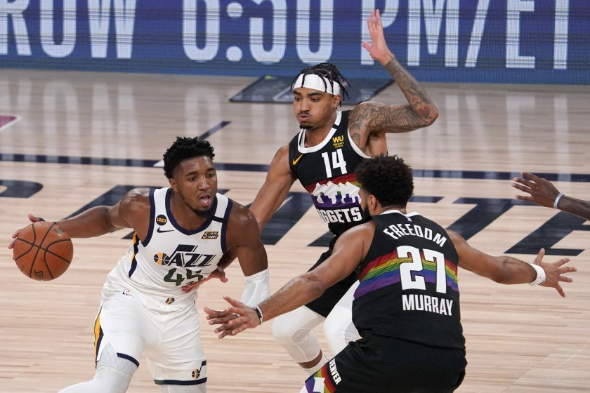 A guy who made one shot in Game 7 saved Nuggets' season and is key to beat Clippers