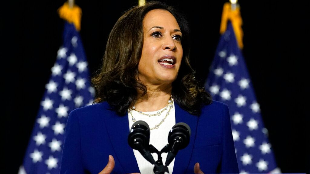 Flashback: Kamala Harris said nationwide protests are 'not going to stop'