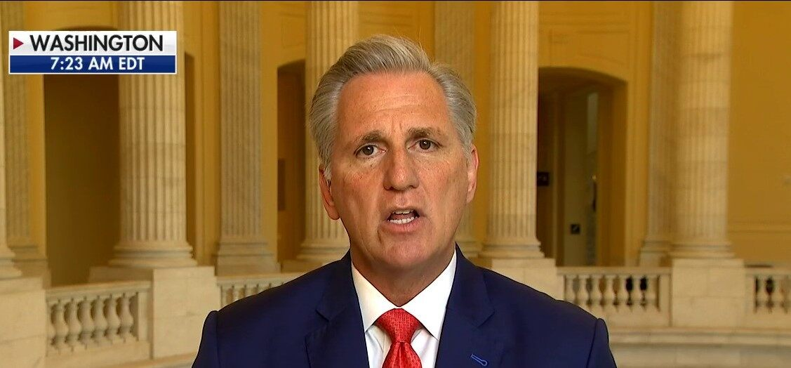 McCarthy threatens motion to oust Pelosi if she tries to impeach Trump to delay SCOTUS confirmation