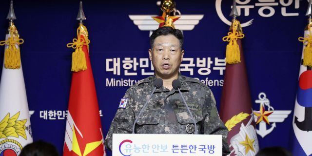 South Korean official, who may have tried to defect to the North, shot to death, burned: report