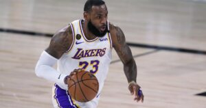 The Sports Report: Lakers take their 'LeBron James gets fouled a lot' case to NBA