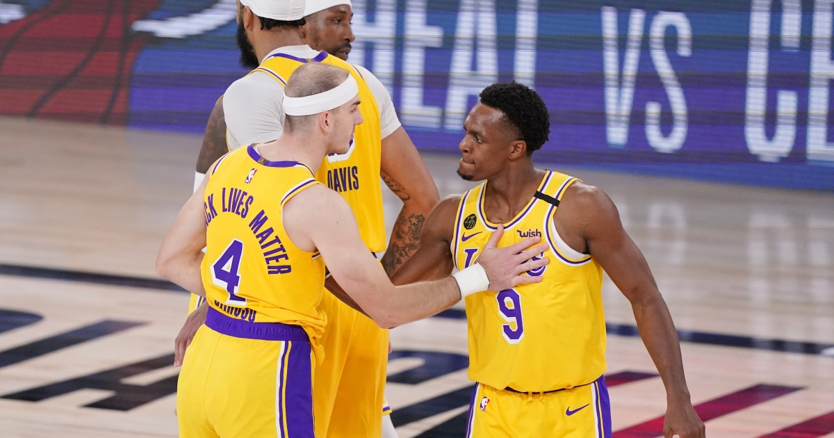 Lakers vs. Heat: How the teams match up in the NBA Finals
