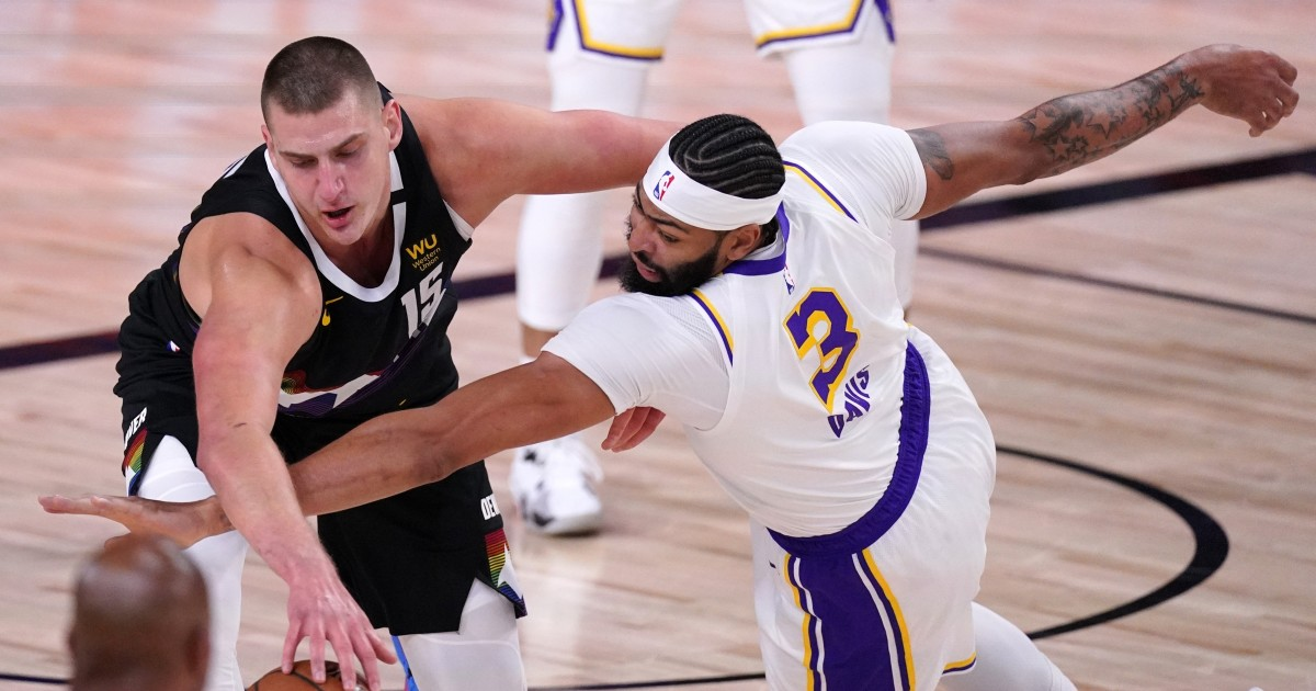 Plaschke: Lakers go from 'Mamba Shot' to 'Miserable Flop' in Game 3 loss to Nuggets