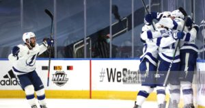 Stanley Cup Final: Lightning beat Stars in overtime, take 3-1 series lead