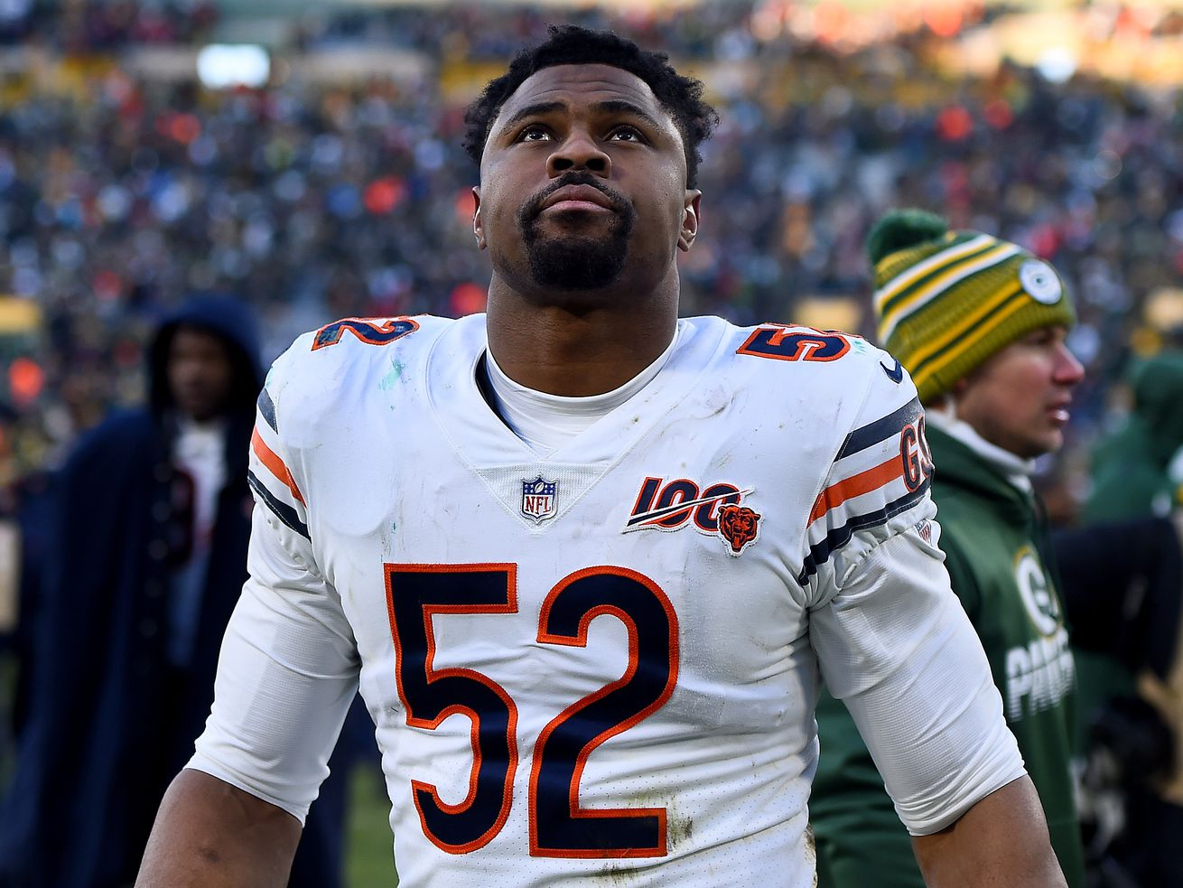 Bears' Khalil Mack: 'Everything has to be better'