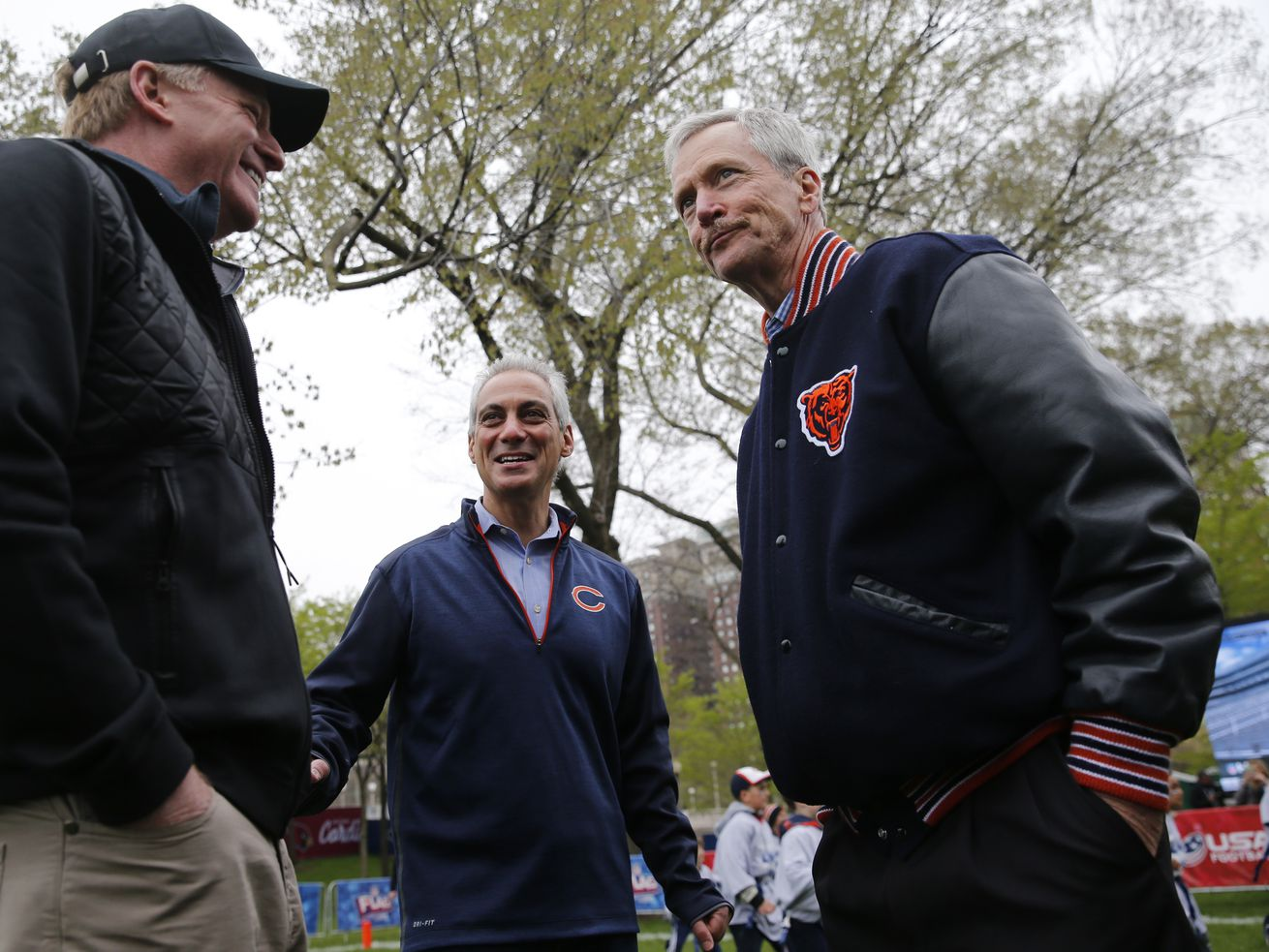 George McCaskey on 2020 expectations, GM Ryan Pace and more