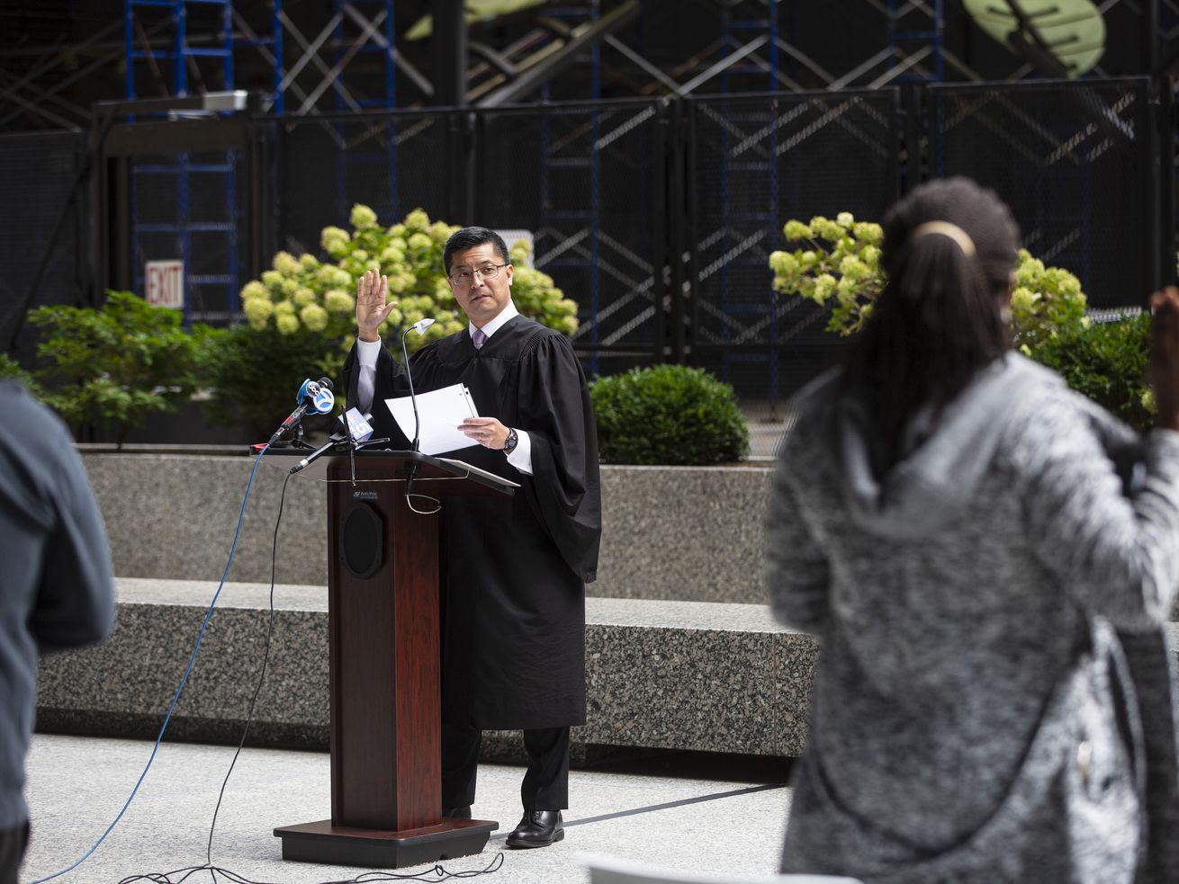Federal judge blocks increase in fees for citizenship, immigration applications