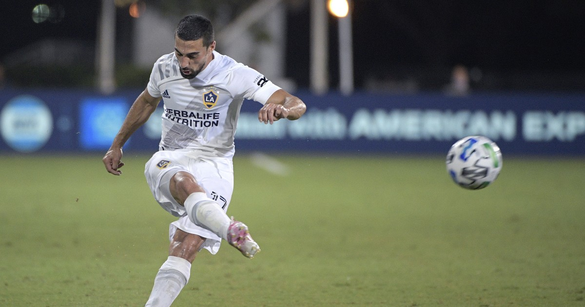 Not enough intensity? Galaxy's free fall continues with loss to Seattle Sounders