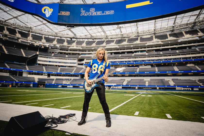 With no fans in SoFi Stadium, DJ Jamal McCoy will be music to Rams ears