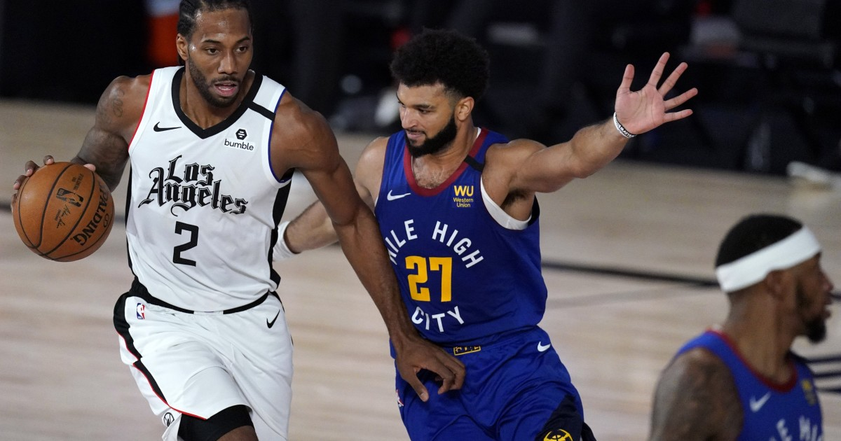 Kawhi Leonard's steady play not enough for Clippers in Game 5