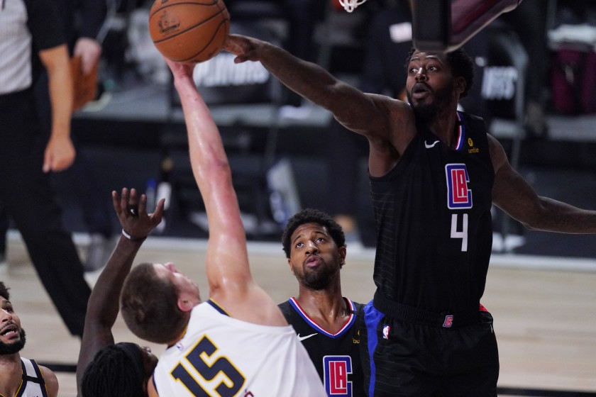 Clippers collapse again as their playoff run ends with Game 7 loss to Nuggets
