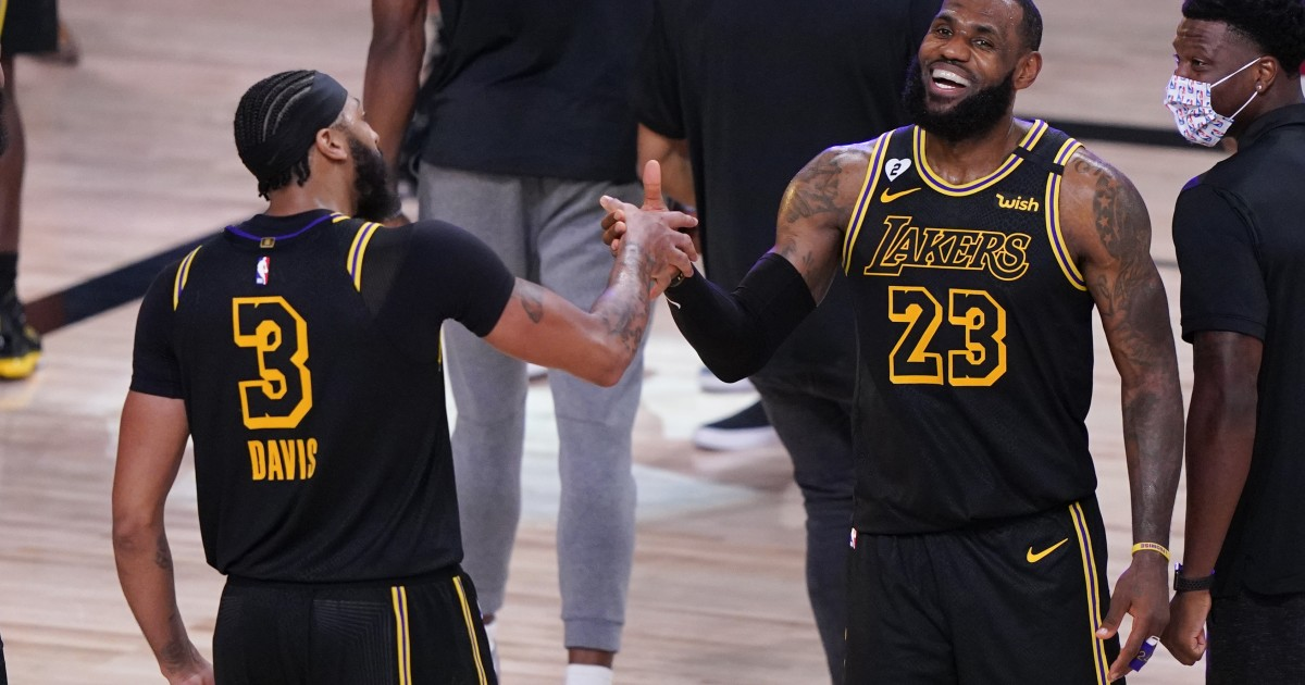 How the Lakers pulled out Game 2 win in the last 20 seconds