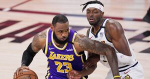 Lakers keep sharp focus on winning another NBA championship