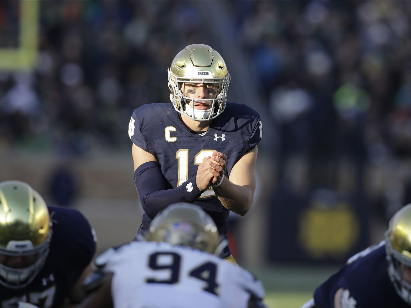 Notre Dame-Wake Forest game postponed after players test positive for COVID-19