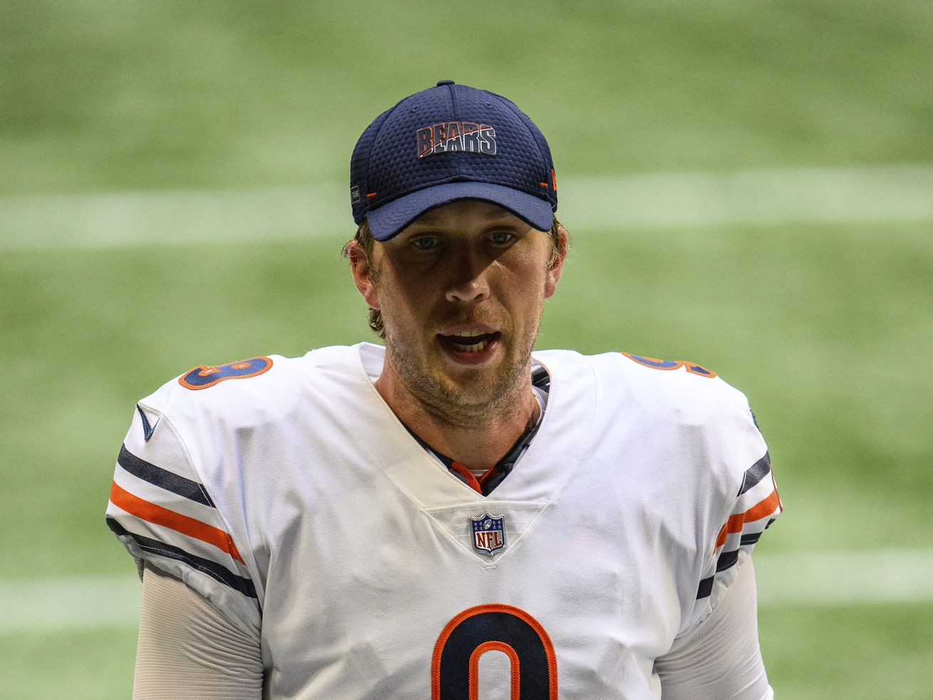Halas Intrigue Episode 122: Nick Foles takes the wheel
