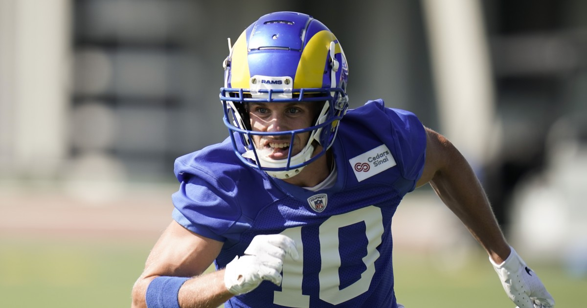Cooper Kupp and Rams reach agreement on three-year contract extension