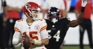 Patrick Mahomes outplays Lamar Jackson to lead Chiefs past Ravens