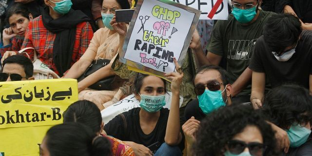 Pakistani PM suggests surgical castration for rapists after woman gang raped on highway