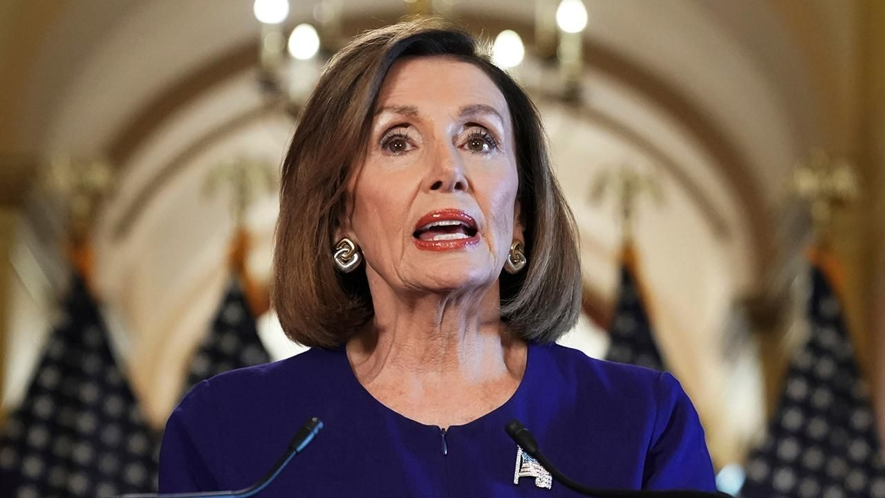 Pelosi urges colleagues to prepare for 2020 presidential election reaching Congress
