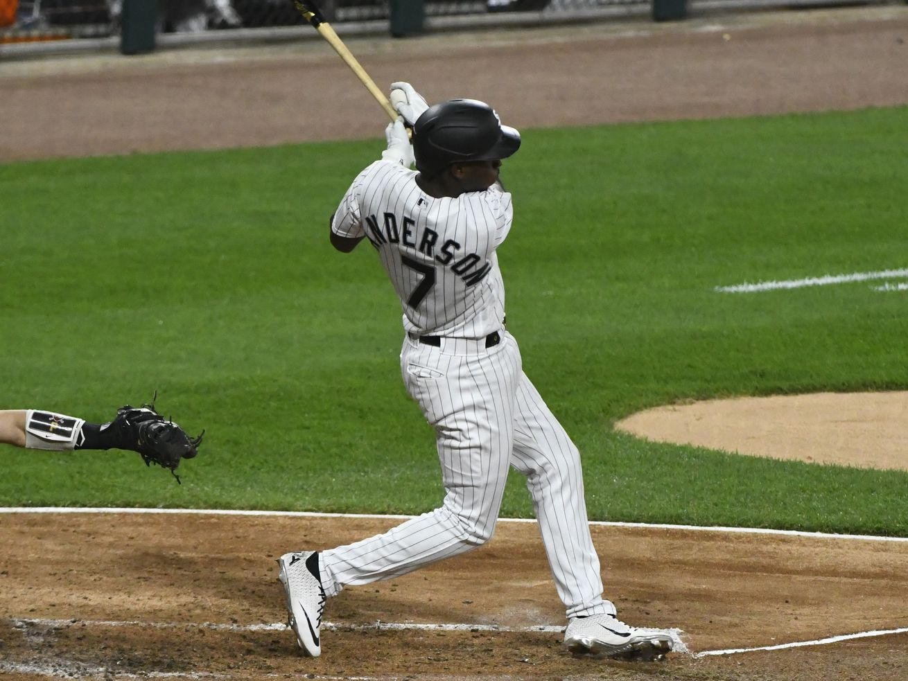 """AL's best record not enough for White Sox' Tim Anderson: 'I want a championship."""""""