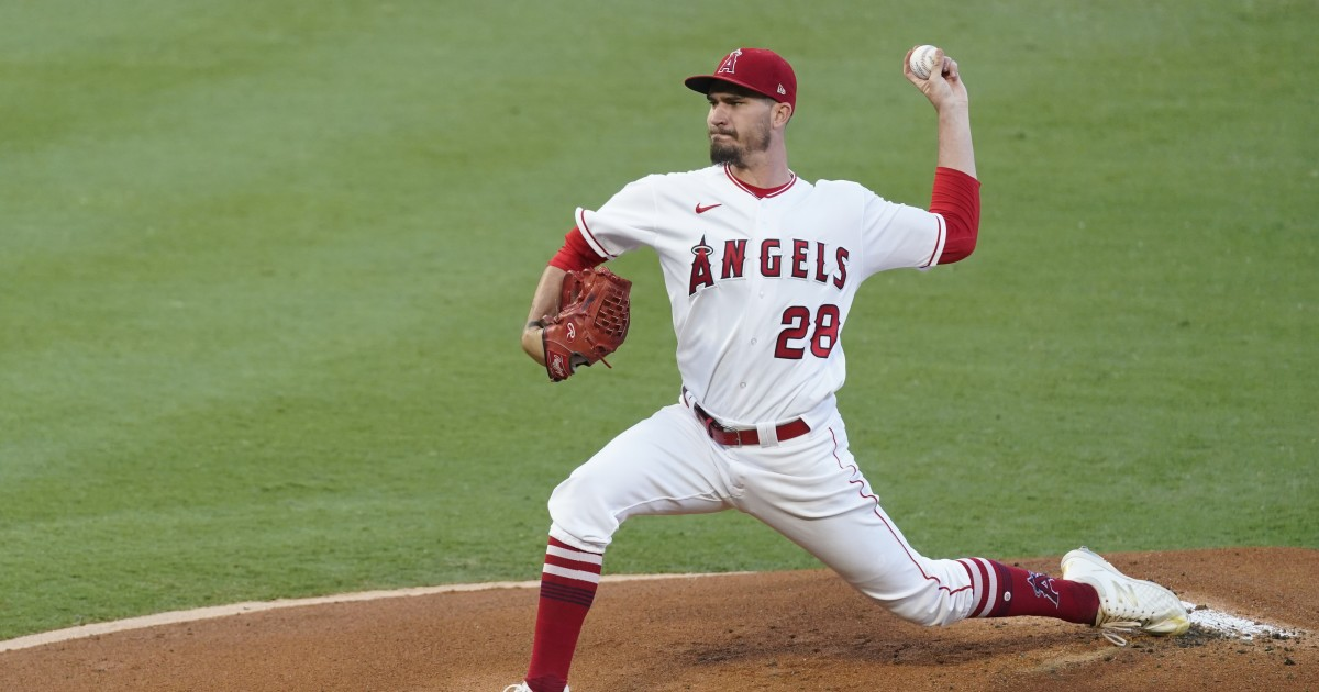 Andrew Heaney flips the script and finds success in win over Rangers
