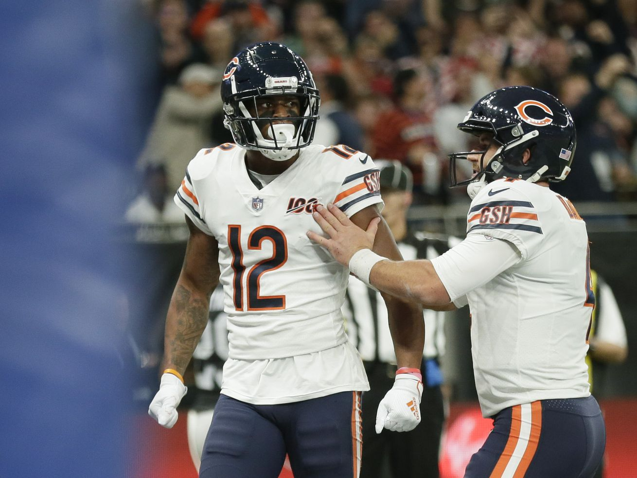 With Bears' questionable WR depth, everything rides on Allen Robinson
