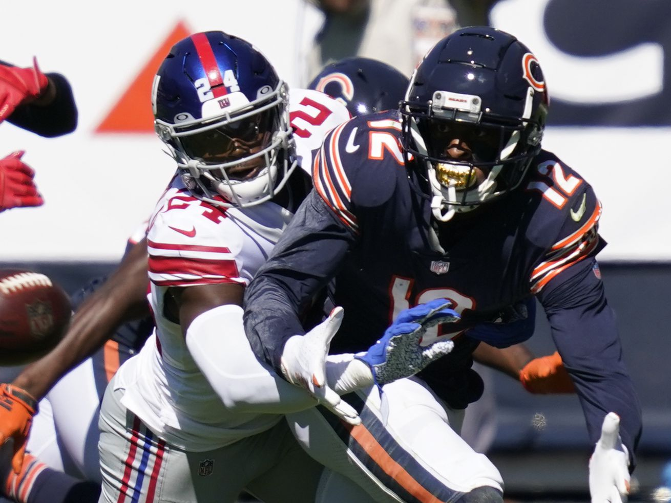 What's going on with Bears WR Allen Robinson, K Cairo Santos and WR Ted Ginn?