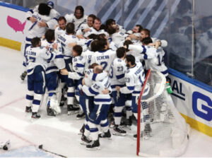 Lightning blank Stars 2-0 to capture Stanley Cup in six games