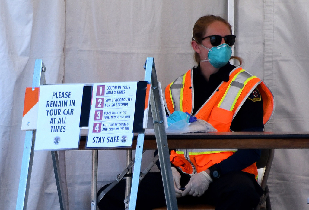 L.A. County expected to approve more coronavirus relief spending