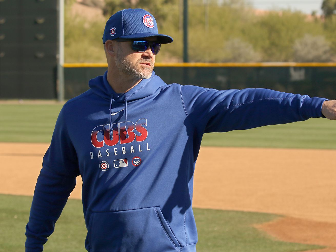 Cubs announce 2021 spring training schedule