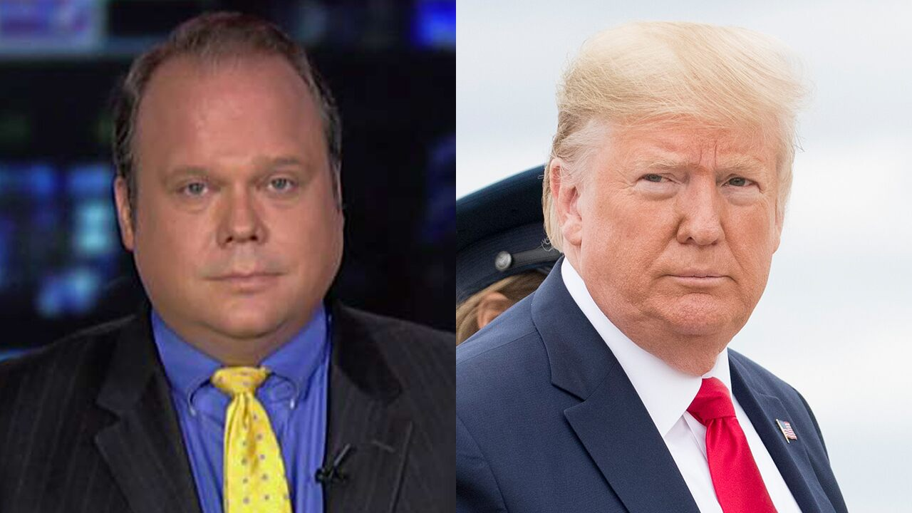 Chris Stirewalt breaks down two disadvantages facing Trump campaign two months before Election Day