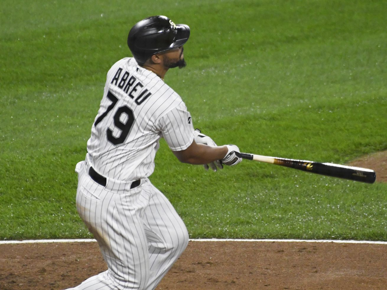 How a rout that? Abreu's 2 home runs, 7 RBI, 5 runs scored power White Sox to 14-0 victory