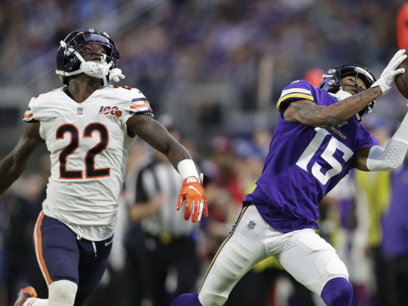 Third-year CB Kevin Toliver is Bears' most notable cut at roster deadline