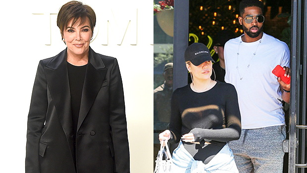 Kris Jenner Hints Khloe Kardashian & Tristan Thompson May Have Another Baby Together