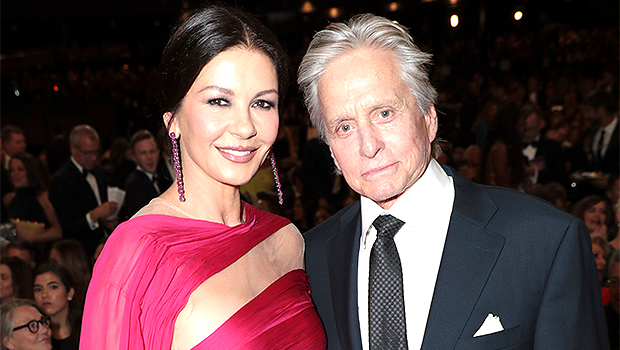 Michael Douglas & Catherine Zeta-Jones Send Love To Each Other On Joint Birthday: 'Here's To The Future'