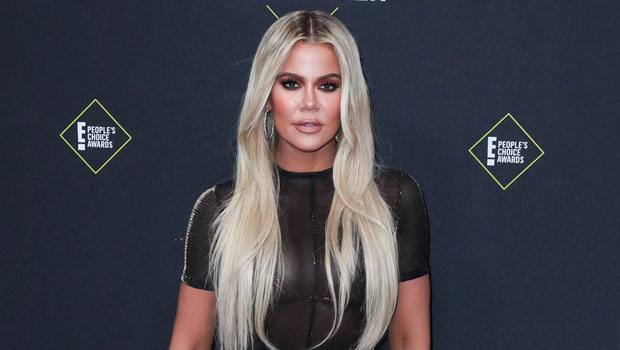 Khloe Kardashian Puts On Her Makeup Using Fake, Tiny Hands In Wild Challenge Video — Watch
