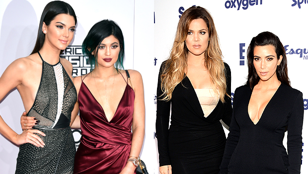Kylie Jenner Calls Out Sister Kim Kardashian After She Posts Throwback Pic of Sisters