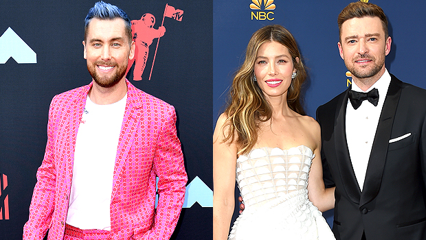 Lance Bass Gushes That Justin Timberlake & Jessica Biel's New Baby Is So 'Cute'